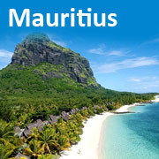 Mauritius Tour Packages from Delhi with airfare