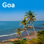 Goa Beach Tour Packages from Delhi with airfare
