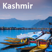 Kashmir Holiday Packages from Delh with airfare