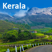 Kerala Holiday Packages from Delhi with airfare