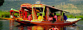 kashmir honeymoon packages from delhi with airfare
