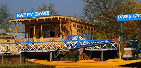 Dawn Group of Houseboats