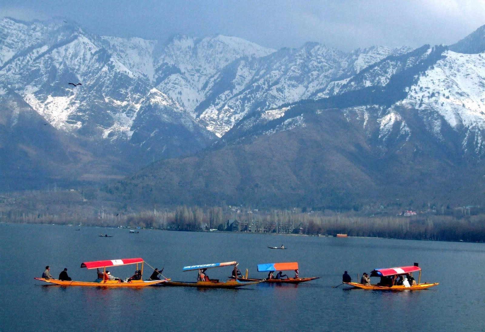 Top Ten Places In Kashmir Best Tourist Place In India