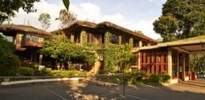 Hotel in Thekkady