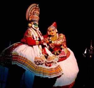 keralakathakali Dance