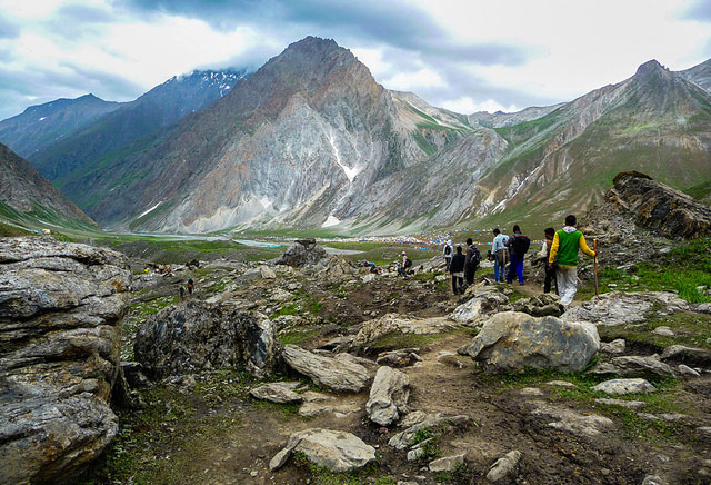 amarnath-Panchtarni-Camp