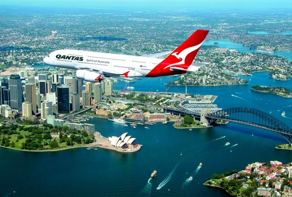qantas airlines australia