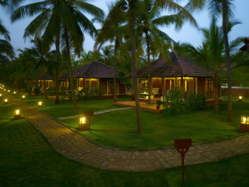 beach resort in kerala