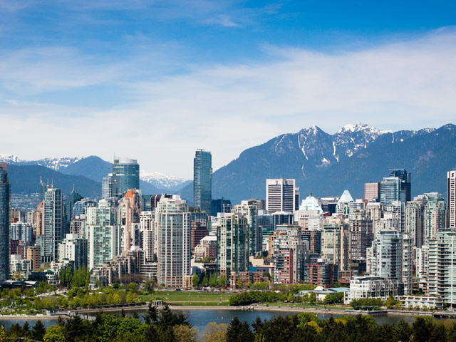 Canadian Rockies America Tour Package From Delhi