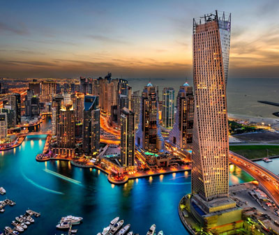 dubai holiday packages from india