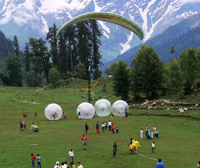 Manali Volvo Tour Packages