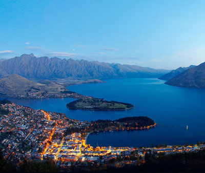 queenstown new zealand travel