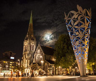 christchurch tours