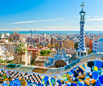 Spain Holiday Packages from paschim vihar delhi