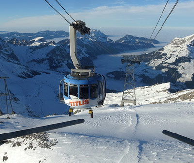 Mount Titlis tour