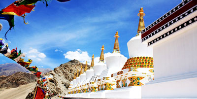 Ladakh tour packages from delhi with airfare