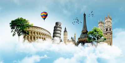 Europe Tour packages from delhi