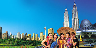Malaysia Holiday packages from india