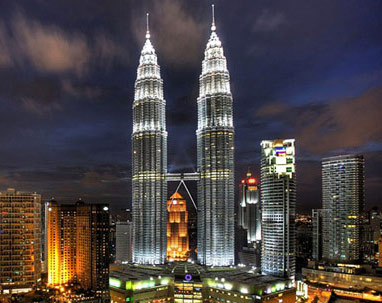 Malaysia Travel package from india