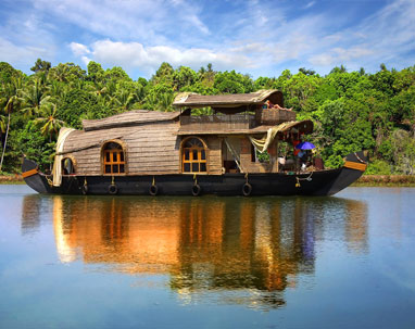 Kerala Houseboast Tour