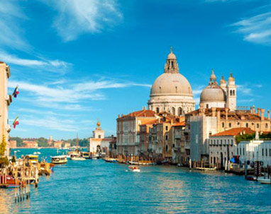 Italy Honeymoon tour package