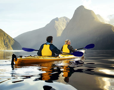 New Zealand Honeymoon package form delhi
