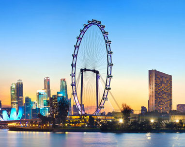 Cheap Singapore package with airfare